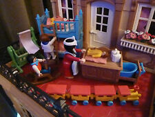 Playmobil 5311 Childrens Bedroom Set Victorian Mansion 5300 with Original Box