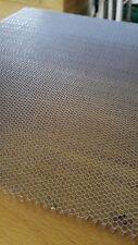 Aluminium Wabenplatte 400x300mm 6,5mm Waben / Wabengitter / Honeycomb CO2 Laser
