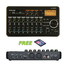 Tascam DP-008EX 8-Track Digital Recorder w/a Free 32GB Patriot SD Card NEW