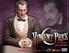 Phicen Executive Replicas 1/6 Scale horror icon Vincent Price Presents USA