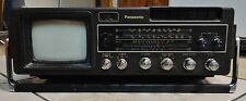 Vintage Panasonic T509 Portable TV, Radio and Cassette Player Japan
