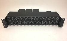 White Instruments 4001 27-Band Rotary Knob Graphic Equalizer EQ S/N # 4932