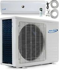 15 SEER Inverter Ductless Mini Split Air Conditioner & Heat Pump : 9000 BTU