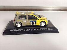 RENAULT CLIO S1600 2003 IXO  ECH 1/43