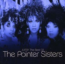 THE POINTER SISTERS ( NEW SEALED CD ) JUMP: THE VERY BEST OF / GREATEST HITS