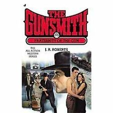 The Gunsmith #370: Fraternity of the Gun (Gunsmith, The)-ExLibrary