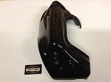 HARLEY DAVIDSON RIGHT SIDE LOWER FAIRING TOURING VIVID BLACK 58817-05A
