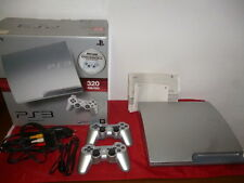 Console Sony Play Station 3 PS3 SLIM 320 GB Grigia Limited Edition – PS3 ITA Gre