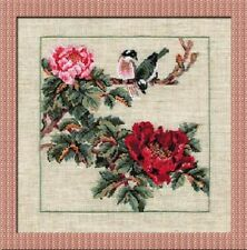 "Counted Cross Stitch Kit RIOLIS - ""Chinese Summer"""