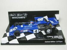 Tyrell Ford 007 No. 4 P.Depailler Formel 1 1974