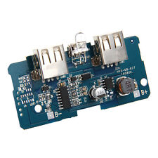 5V 2A Dual USB Power Bank Charger Board Charging Circuit Step Up Boost Module