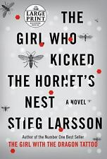 The Girl Who Kicked the Hornet's Nest  Hardcover (Like New)