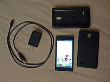** LG Optimus L9 P769 Black (T-Mobile) Great condition with accessories **