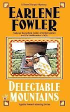 Delectable Mountains by Earlene Fowler { A Benni Harper Mystery} P/B 2006