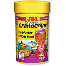 JBL NovoGranoColor mini 100ml Novo Grano Color Fish Food Colour Enhancer
