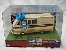 Disney Pixar Cars Mattel Collectors Exclusive Barry Diesel New In Package