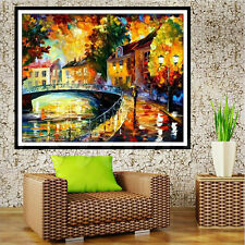 DIY 5D Abstract Diamond Painting Embroidery Dreamy Cross Stitch Home Decor Kit