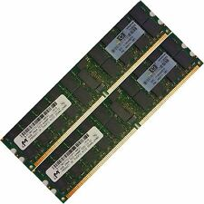 8GB(2x4GB) DDR2-800 PC2-6400P ECC Registered CL6 240-pin Memory(RAM) server