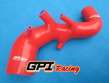 SILICONE INLET/INDUCTION HOSE AUDI TT/S3 SETA LEON 1.8T BAM/APX 210/225HP,RED