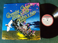 CARNABY GROUP play & sing ABBA's HITS - LP 33T 1978 French MUSIDISC 30 CV 1404