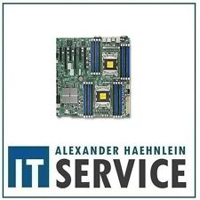 Supermicro Server Board X9DRi-F Intel Dual LGA 2011 eATX 2xGbit Xeon E5