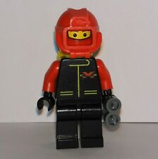 Lego - City - Aquazone Extreme Team Rescue Diver Control Explorer Minifigure