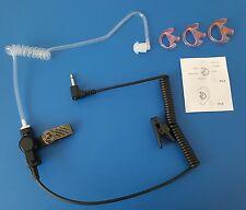 Schallschlauch Security Headset Kopfhörer 3.5mm Klinke.+ EAR-MOULD rechts S,M,L
