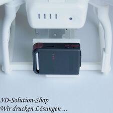 Tracker GPS supporto PHANTOM 2, Vision, Vision + ecc.