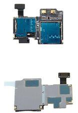 SIM MICRO SD PER SAMSUNG GALAXY s4 i9500 i9505 SCHEDA LETTORE MEMORY CARD READER