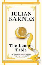 BARNES,JULIAN-LEMON TABLE, THE (N/C REISSUE) BOOK NEW