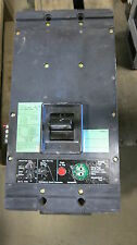 Westinghouse LCLG3400F 400 Amp Circuit Breaker w/ Ground Fault with Test Report