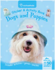 Rachael Hale Sticker and Activity: Dog and Puppies (Sticker and-ExLibrary