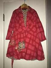 Oilily Girls dress size 116  or 5/6/