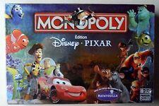 Jeu de société Monopoly Disney Pixar - Boîte abîmée
