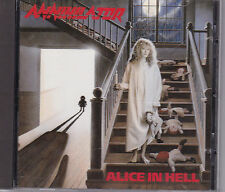 ANNIHILATOR ALICE IN HELL FULL CD FROM 1989 ORIGINAL FIRST PRESS RELEASE