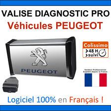 Valise Diagnostic Pro - Véhicules Peugeot - OBD2 Lexia DiagBox PP2000 Autocom
