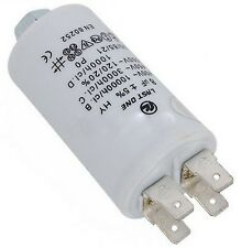 Motor Run Start Capacitor for Hoover Candy Zanussi Bosch Tumble Dryers 8uf 8 uf
