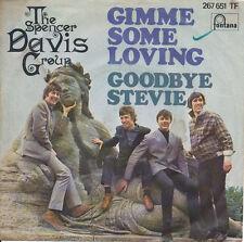"""7"""" The Spencer Davis Group - Gimme Some Loving / Goodbye Stevie - fontana 267651"""