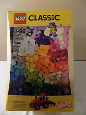 LEGO Classic Large Creative Brick Box #10697 *NEW* Ideas Included!
