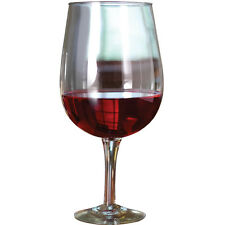 NEW Giant Wine Lovers Glass Goblet- Holds a Full Bottle of Your Favorite Vintage