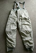 US MILITARY E.C.W. TYPE F-1B TROUSERS SIZE 36