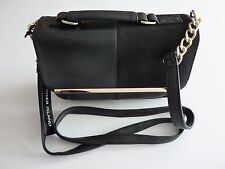 RIVER ISLAND Black Bag NWT