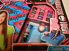 MONSTER HIGH DESIGN A CLUTCH KIT CLAWSOME TAPEFFITI CRAFT NEW PURSE 4 VALENTINE