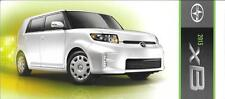 2013 13 Scion XB Original Sales brochure