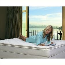 Wolf Super Rest Deluxe Ortho Back Aid Pillow Top Mattress-Queen Size