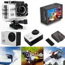 HD 720P Camcorder Helmet Sports Full DV Car Action 30M Waterproof SJ4000 Camera