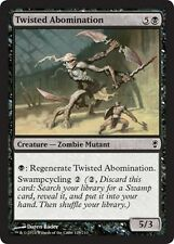 4x Abominio Folle - Twisted Abomination MTG MAGIC CNS Conspiracy English