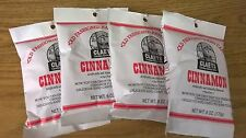 Claeys Cinnamon Old Fashioned Hard Candy 4 PACK 6oz Bags FREE SHIPPING