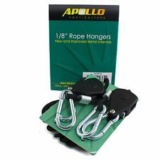 "Apollo Horticulture 1/8"" Grow Light Rope Ratchet for Reflector Hood & Inline Fan"