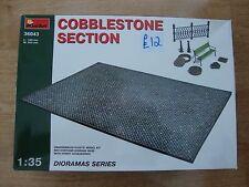 L38 MiniArt Model kit - Cobblestone Section - 1/35 - 36043